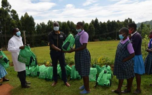 Nyamache Donation