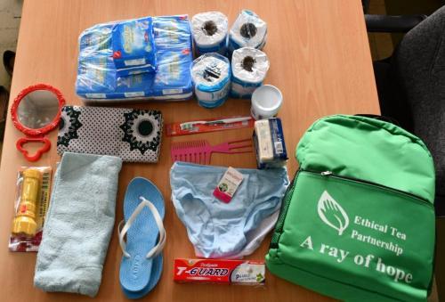 Dignity Kits Items