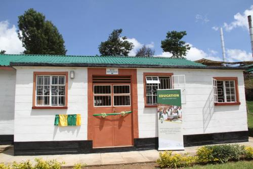 Gitugi community library official opening