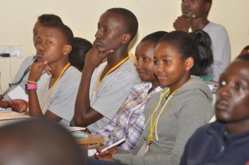 Annual Mentorship Programme 2016