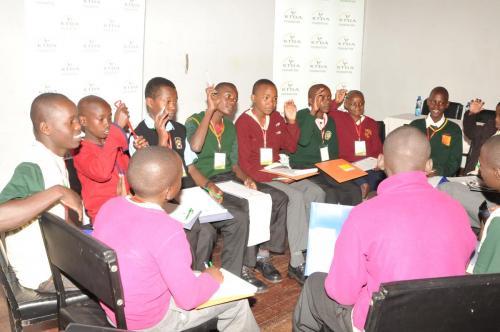 Annual Mentorship Programme 2013